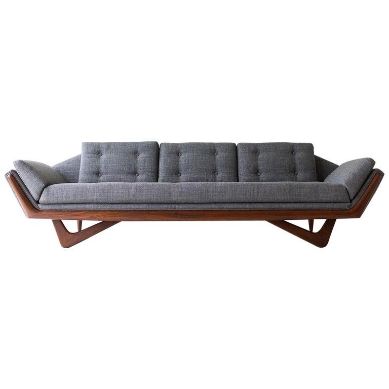 Adrian Pearsall Sofa for Craft Associates Inc.