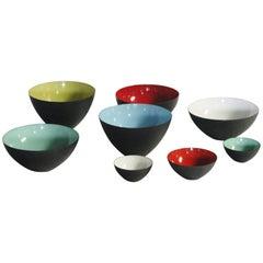 Krenit Bowls, Set of Eight