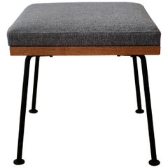 1950s Stool by Raymond Loewy for Mengel Furniture Company