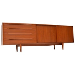 196's Danish Vintage Teak Sideboard by Bernhard Pedersen