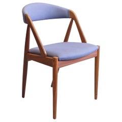 1960s Danish Kai Kristiansen Model 31 Teak Dining Chair