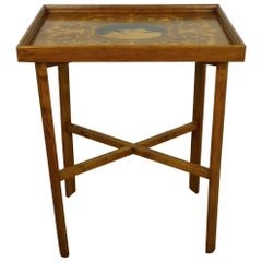 Inlaid Side Table, Germany, 1910s