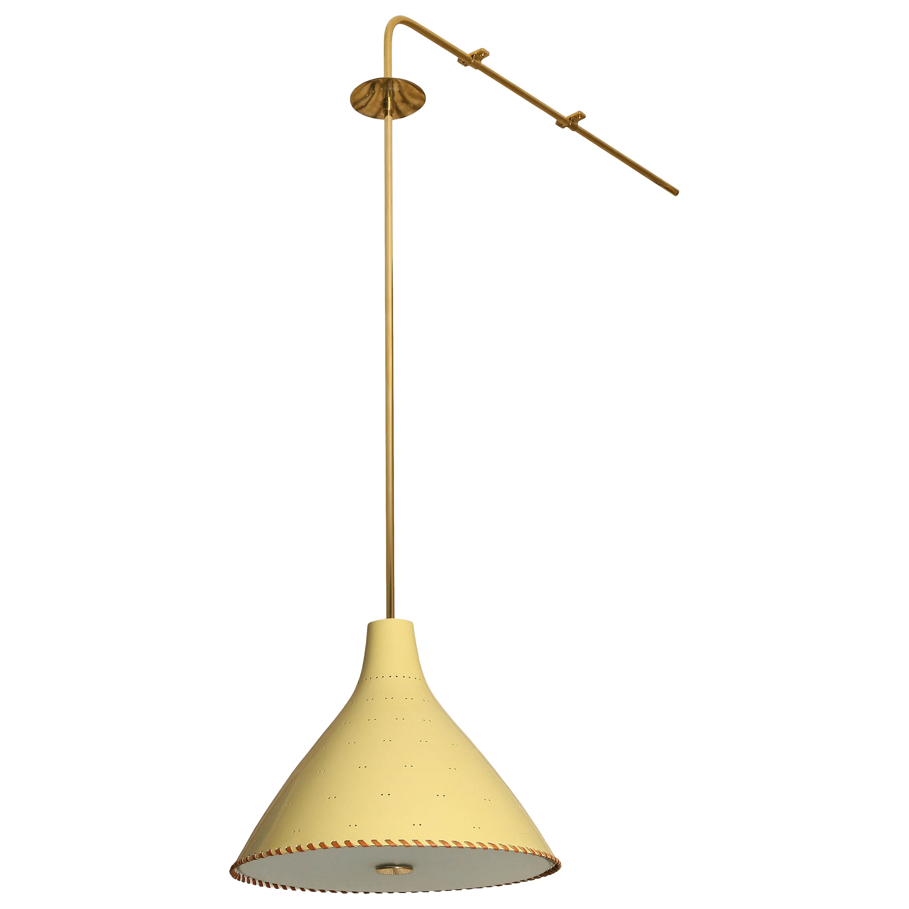 Paavo Tynell Ceiling Light by Taito Oy, 1940s