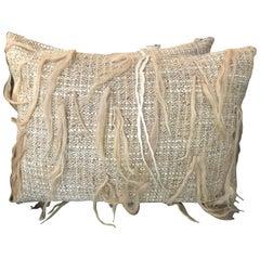 """Arezzo"" Wool Pillow"