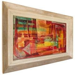 """Buffet"" by American Artist Mary Ellen McDermott"