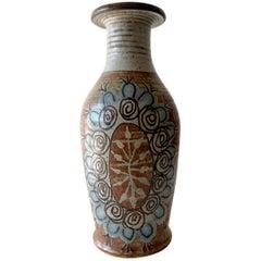 Paul Pressburger California Studio Pottery Stoneware Vase