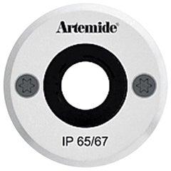 Artemide Ego 55 Round 32° Downlight in Aluminum by Ernesto Gismondi