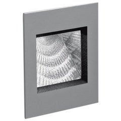 Artemide Aria Micro Outdoor Recessed Light in Gray by Massimo Sacconi