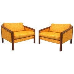 Pair of Adrian Pearsall Armchairs for Craft Associates, 1960s