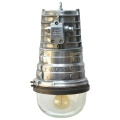 Explosion-Proof Light Used in Chemical Industry Germany, circa 1960-1969