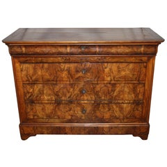 Magnificent Louis-Philippe French Chest