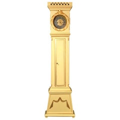 Early 19th Century Danish Long Case Clock, Stamped T Riis 1817