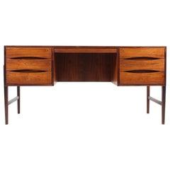 Danish Midcentury Rosewood Desk, 1960s