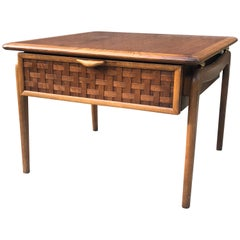 Lane Solid Walnut Coffee or Cocktail Table