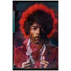 Jimi Hendrix Photograph by Mike Berkofsky