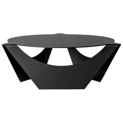 Nanagona Sculptural Painted Steel Coffee Table