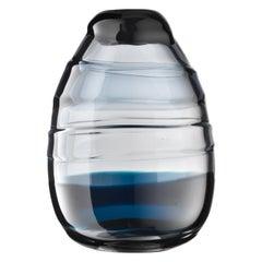 Salviati XL Medium Sassi Vase in Gray by Luciano Gaspari