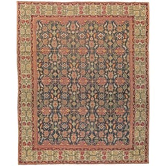 Antique Indian Amritsar Rug