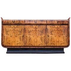 Sideboard by Jindrich Halabala, Tulipan, 1930s