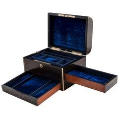 Coromandel Dome Top Jewelry Box