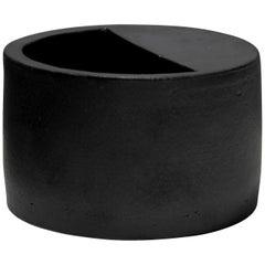 Jonathan Nesci w/ Robert Pulley Ceramic Vessel with Black Coppered Glaze 18/04