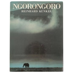 Ngorongoro by Reinhard Kunkel 1992 Edition Harper Collins