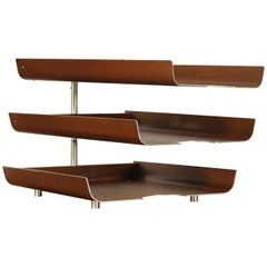 Midcentury Paper Office Tray by Peter Pepper Products