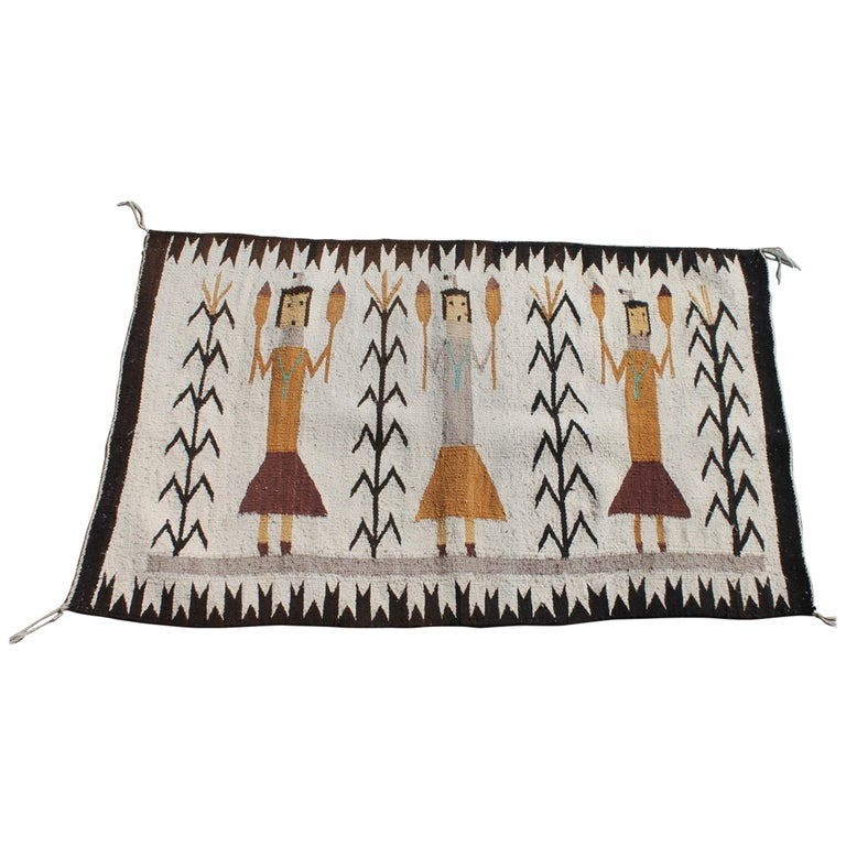 Yea Navajo Weaving