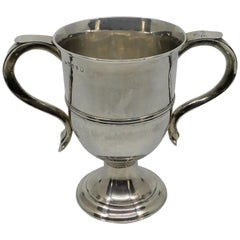 Early 19th Century English Sterling Silver Drinking Cup