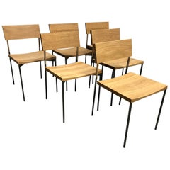 Philipp Mainzer for E15 Ch03 Henning Chairs, Set of Six