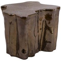 Eden Ceramic Side Table by Boca do Lobo