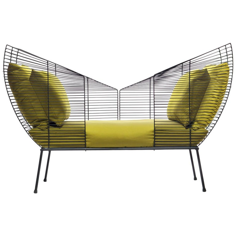 Modular Settee by Anouchka Potdevin, Contemporary Artist For Sale