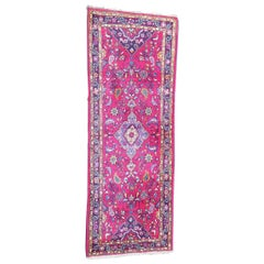 Late 20th Century Persian Hand-Knotted Walker