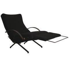 First Edition Osvaldo Borsani P40 Lounge Chair for Tecno, Italy