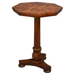 Victorian Specimen Wood Table