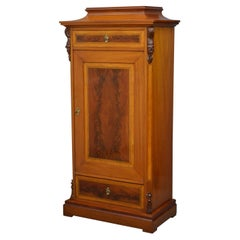 Continental Mahogany Side Cabinet