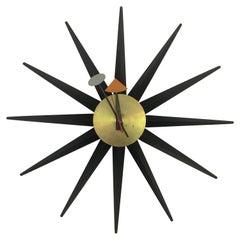 1950s George Nelson Howard Miller Clock
