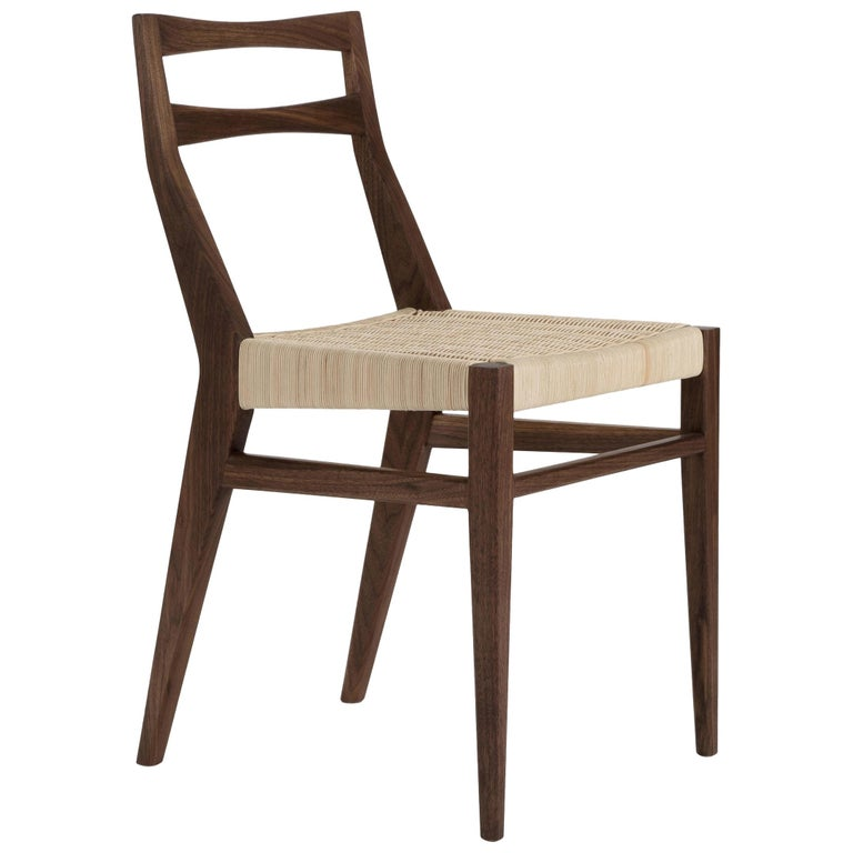 Agnes Rattan Dining Chair by ATRA