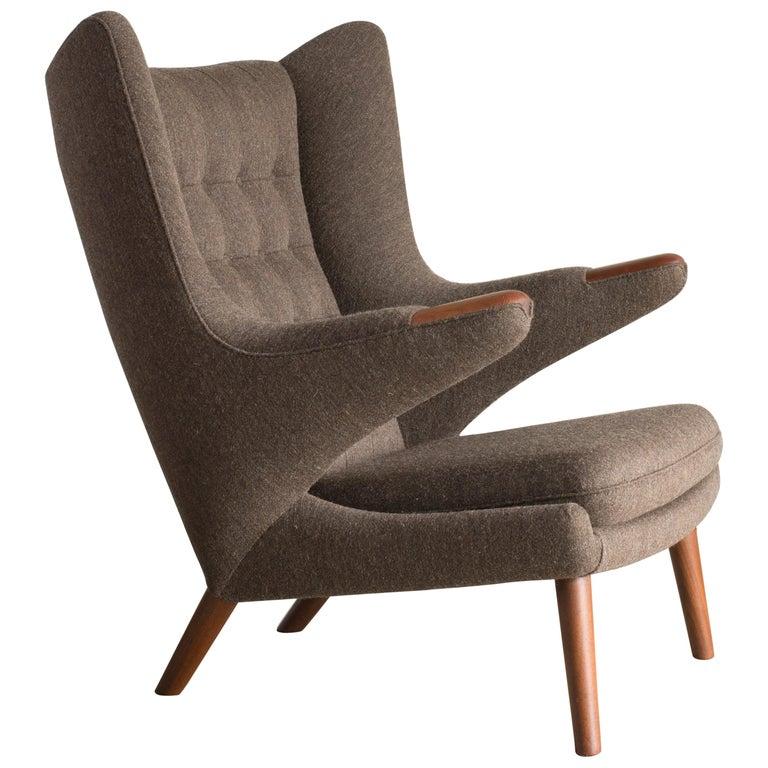 Hans J. Wegner Papa Bear Chair for A.P. Stolen