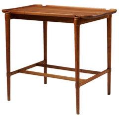 Occasional Table Designed by Peder Hvidt for Fritz Hansen, Denmark, 1943