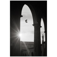 Alleluia-Sanctuary of Fátima-2001/Black & White Photography/Gelatin Silver Print