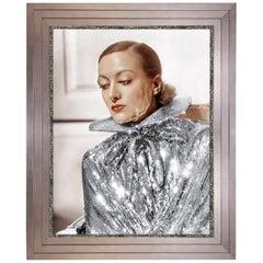 Hollywood Regency, Joan Crawford, after Vintage Photography by Frank Tanner