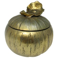 Mauro Manetti Pumpkin Ice Bucket