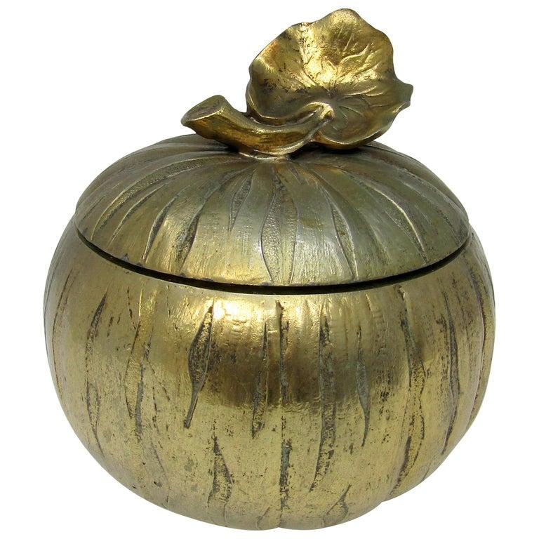 Mauro Manetti Pumpkin Ice Bucket