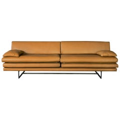 Milan Leather Sofa by ATRA