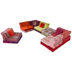 Mah Jong Modular Composition Sofa in Missoni Home for Roche Bobois
