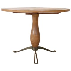 20th Century Italian Design Round Dining Table
