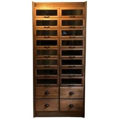 English Haberdasher's Cabinet