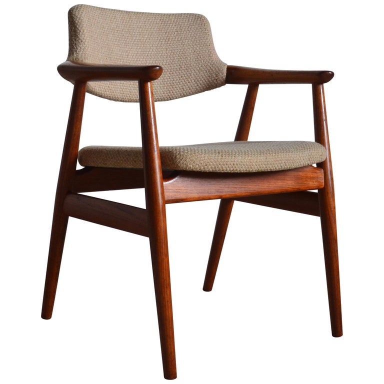 GM11 Armchair by Svend Åge Eriksen for Glostrup, 1960s For Sale