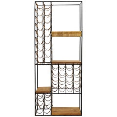 Arthur Umanoff Extra Large Wine Rack or Shelving Unit